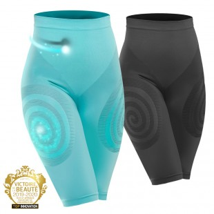 Set of 2 Spiralo jade Pantys self-massaging BeautyTherm for woman