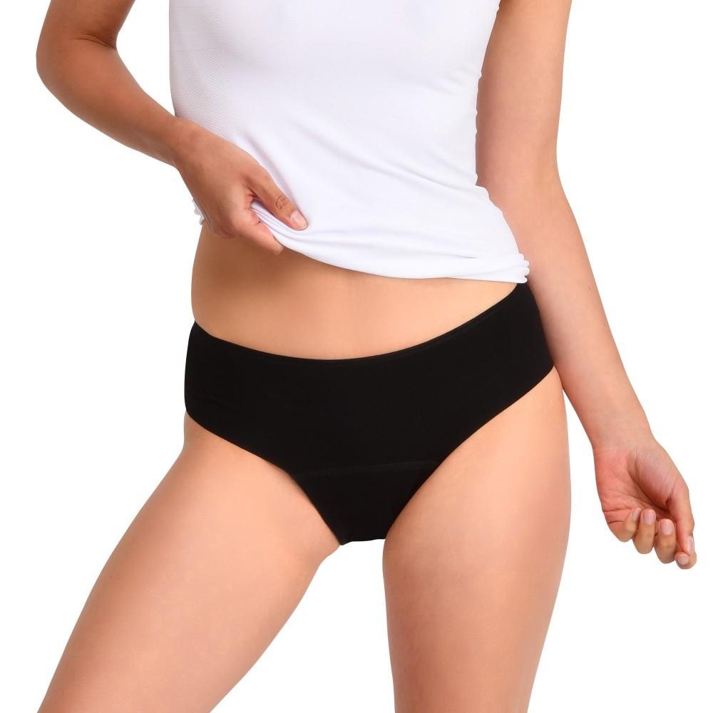 Lot de 3 culottes menstruelles Invisibles